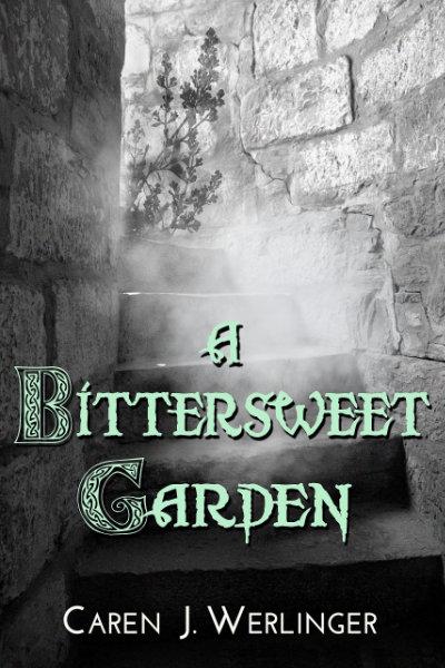 Book cover A Bittersweet Garden