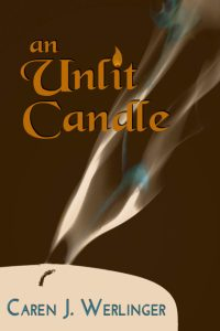 An Unlit Candle by Caren Werlinger